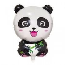 Balão Foil Panda com bambu...