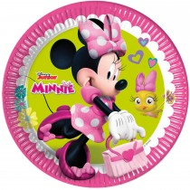 Pratos Minnie Happy 23cm