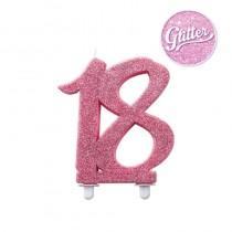 Vela 18º aniversário...
