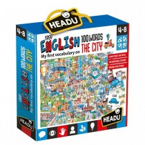 Headu Puzzle Easy English City