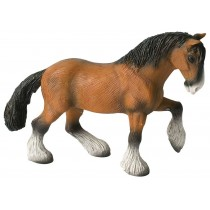 Deco bolo cavalo shire