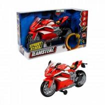 Teamsterz - Moto de pista...