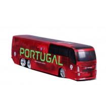 Autocarro Selecção Nacional...