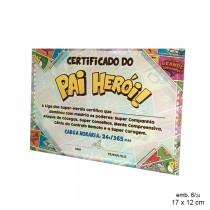 Certificado Vidro Pai Heroi...