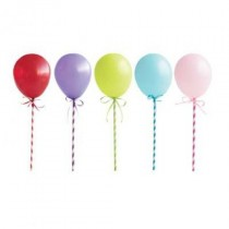 Topo de Bolo Balões...