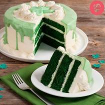 WS Cake Velvet Verde 500gr