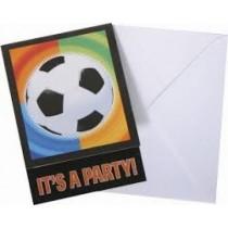 Convites Futebol