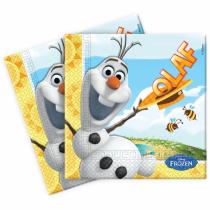 Guardanapos Frozen - Olaf
