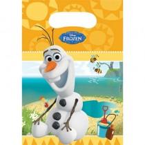 Sacos prenda Frozen - Olaf