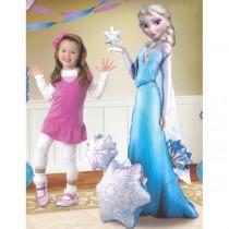 Balão Foil Airwalker Frozen...
